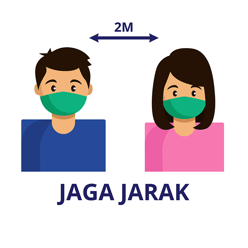 Jaga Jarak
